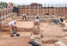 Onda inicia les excavacions en el Palau Taifa per a recuperar més patrimoni històric al castell