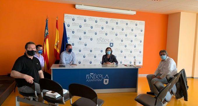 Peníscola i Benicarló avancen en el projecte de la nova rotonda per a l'N340