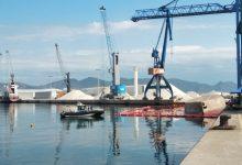 Se suspén l'operatiu de cerca de l'estibador desaparegut en el port de Castelló