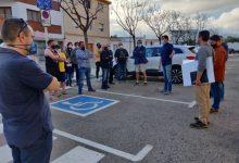 El Ayuntamiento de Vinaròs se reúne con los vecinos de José María Salaverría para explicar las obras