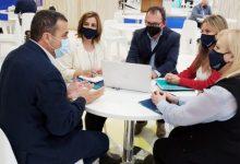 Benicàssim manté trobades amb professionals del sector per a impulsar la paquetització de l'oferta turística