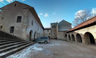 El Consell aprova un conveni per a rehabilitar el santuari de Sant Joan de Penyagolosa