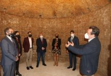 Més de 500 persones han visitat la nau dels forns de la Real Fàbrica aquest cap de setmana a l'Alcora