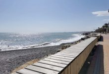 Costes formalitza el contracte per a construir els espigons a Almenara