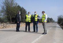 La Diputació incrementa un milió d'euros la inversió en conservació de carreteres