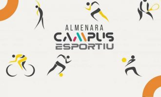 L'Ajuntament d'Almenara prepara un campus esportiu i lúdic per a l'estiu