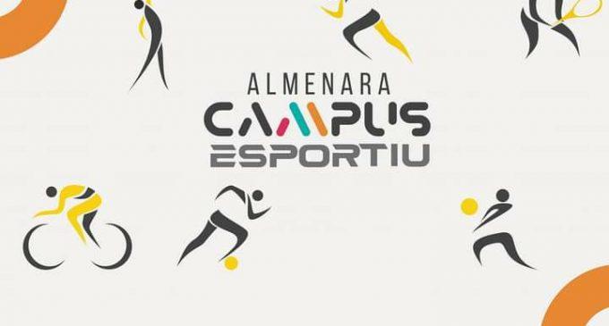 El Ayuntamiento de Almenara prepara un campus deportivo y lúdico para el verano