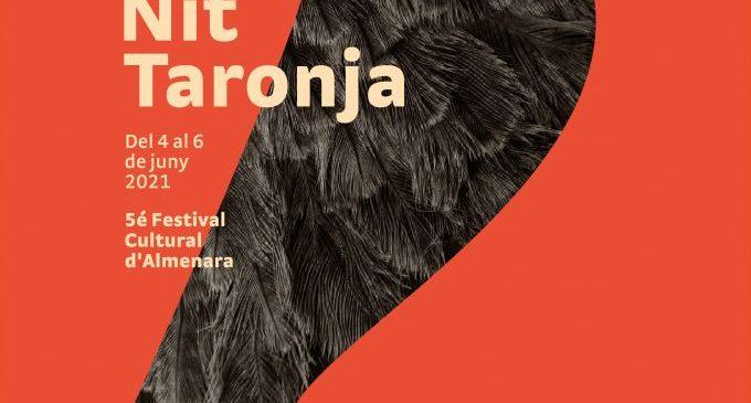 La 'Nit taronja' torna a Almenara del 4 al 6 de juny