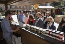 José Martí inaugura en Les Aules la primera Fira de la Província 'Castelló Ruta de Sabor'