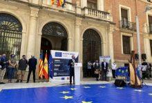 La Diputació posa l'accent en el Pacte Verd i en la cooperació entre estats per a commemorar el dia d'Europa