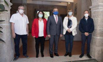 La Diputación impulsará 81 conciertos de bandas de música en la provincia con 125.000 euros