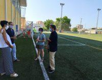 Benicàssim ofereix 90 places per a l'escola esportiva al juliol i 25 per al mes d'agost