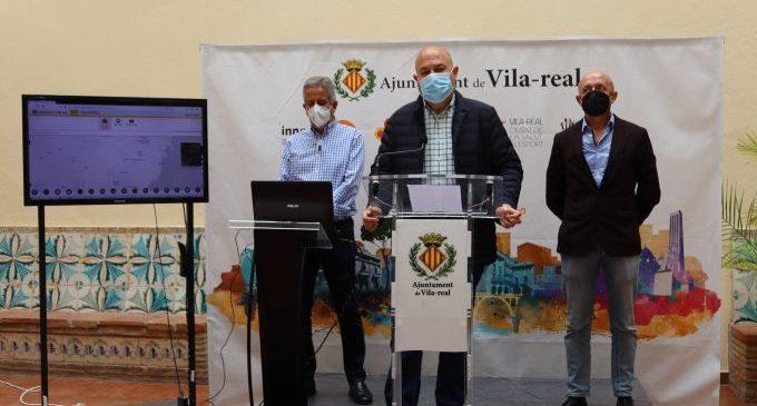 Vila-real ofrece un geoportal con información territorial geográfica como nueva herramienta de transparencia