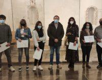 Sara Foix i India Valera guanyen el Concurs de Primavera de Dibuix i Pintura de Benicarló 2021