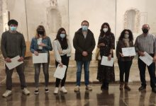 Sara Foix e India Valera ganan el Concurso de Primavera de Dibujo y Pintura de Benicarló 2021