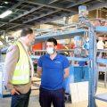 Onda Inserta aconsegueix ocupació en el sector ceràmic al 70% de l'alumnat de premses i forns