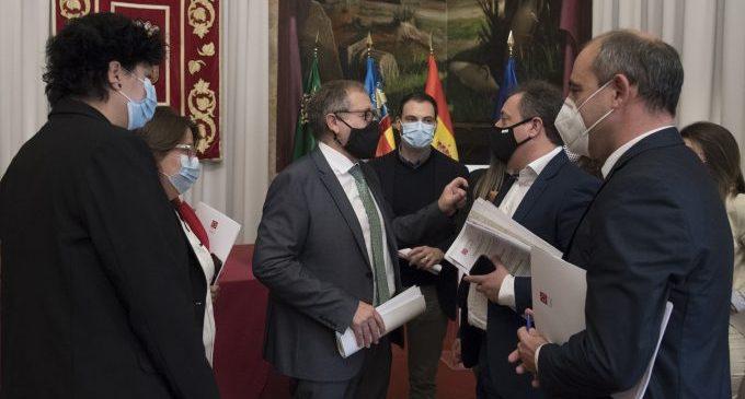 José Martí se suma a la sol·licitud al Govern d'un Pla de Viabilitat de la Pesca Mediterrània efectuada pel sector
