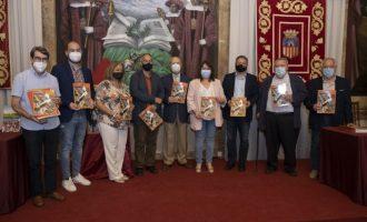 La Diputación y la AVL presentan el cómic 'La Panderola: el tren que va volar' para dar a conocer su historia y fomentar el valenciano