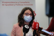 """Oltra: """"La reforma de la residència Lledó de Castelló la converteix en una xicoteta joia de la corona amb espais més dignes i més amables"""""""