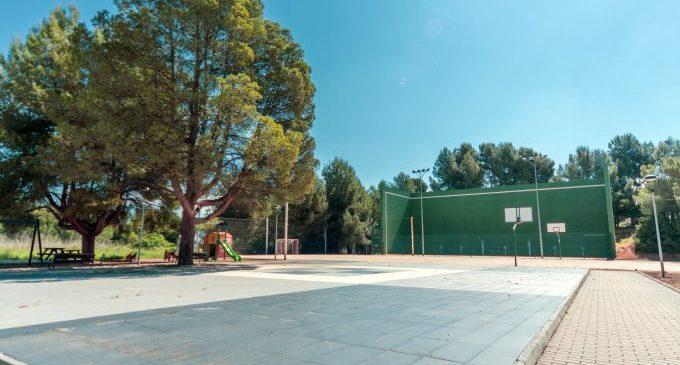 L'Ajuntament de l'Alcora remodelarà el parc de la urbanització El Pantano