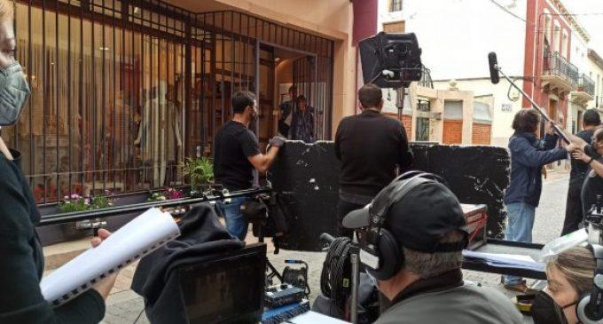 Almenara es converteix en l'escenari d'una pel·lícula