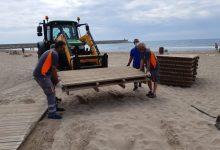Benicarló inicia la temporada de platges 2021 amb el servei de socorrisme i salvament
