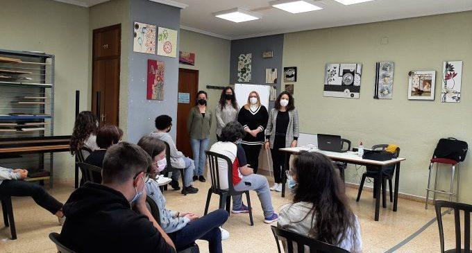 Borriana inicia un programa de prevenció, sensibilització i detecció precoç de la violència de gènere en adolescents