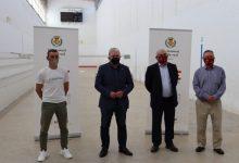 Vila-real serà epicentre de la pilota a la Plana amb la Fundació per la Pilota Valenciana i Pepe Mezquita