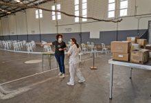 El polideportivo cubierto de Almenara se convertirá en centro de vacunación a partir del próximo lunes