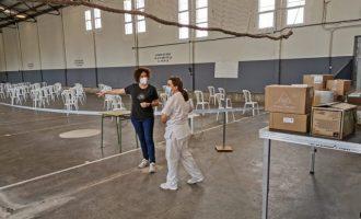 El interior de Castelló llegará al 70 % de los vacunados al menos con una dosis a finales de la semana que viene
