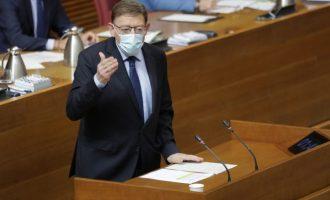 Puig reivindicarà en el Debat de Política General la necessitat d'un nou model de finançament