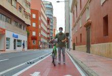 Castelló fomenta la mobilitat sostenible i l'ús de la bicicleta per a desplaçar-se per la ciutat