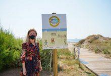 El Serradal de Castelló entra a formar part de la Xarxa de platges sense fum de la Comunitat Valenciana