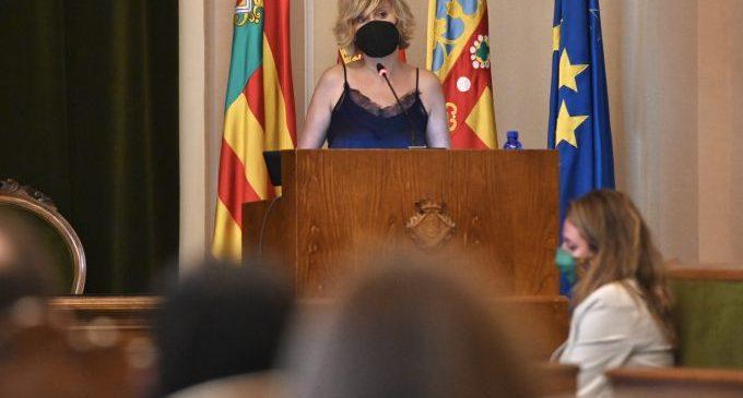 El pleno de Castelló se compromete con la defensa de los derechos de las personas LGTBI