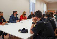 Castelló intensificarà la vigilància en zones d'oci i col·laborarà en l'impuls de la vacunació