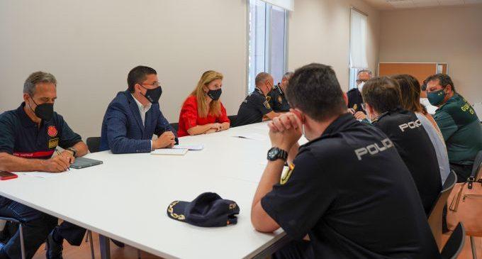 Prop de 80 efectius de Policia Local i Protecció Civil controlaran el tancament de platges en la Nit de Sant Joan a Castelló