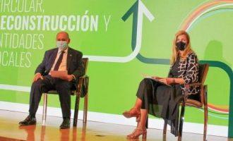 Castelló expone su experiencia de transformación hacia un modelo urbano más sostenible en el foro de Economía Circular de la FEMP