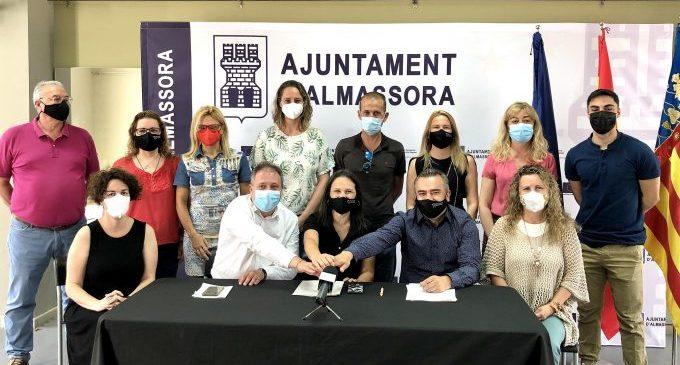 Almassora aferma el Pacte de la Vila amb quasi el 80% de projectes executats