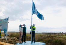Almassora opta a ser Destí Europeu d'Excel·lència després d'hissar la seua primera bandera blava