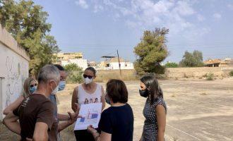 Almassora contrata el estudio geotécnico para ampliar el IES Falomir en 2022