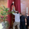 Santa Quitèria recorre les esglésies d'Almassora davant la 'tornà'