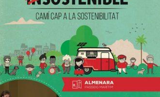 Almenara realizará dos talleres para fomentar el reciclaje y la sostenibilidad en la playa Casablanca