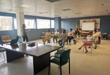 Almenara realiza un curso para personas cuidadoras no profesionales