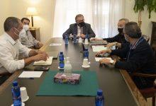 Martí coordina con la Cofradía del Arroz y la Naranja de Castellón la presencia de 'Castelló Ruta de Sabor' en el Congreso Enogastronómico de Verona
