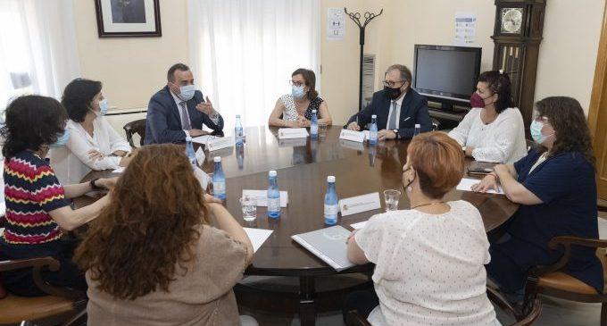 La Diputación e Instituciones Penitenciarias se alían para reeducar a los presos condenados por violencia de género