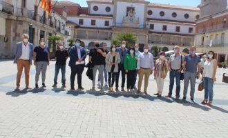 La Estrategia de Empleo del Pacto Territorial por la Ocupación de la Plana Baixa impulsa 50 propuestas para mejorar el comercio comarcal