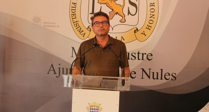 "Nules se suma a la iniciativa d'""Ecovidrio"" i llança una campanya mediambiental"