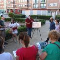 Onda suma les propostes dels seus veïns i veïnes en la remodelació de la plaça Corts Valencianes