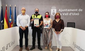 La Vall d'Uixó celebra la I jornada LGTBI #amborgull este fin de semana