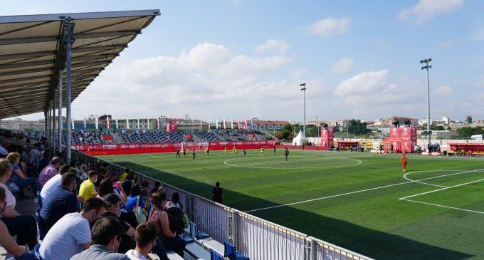 La ciudad de Vila-real acoge, un año más, el Torneo Nacional Pamesa LaLiga Promises Santander